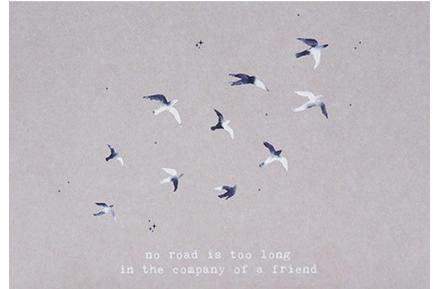 Kaartje No Road Is Too Long - Anna Cosma-1
