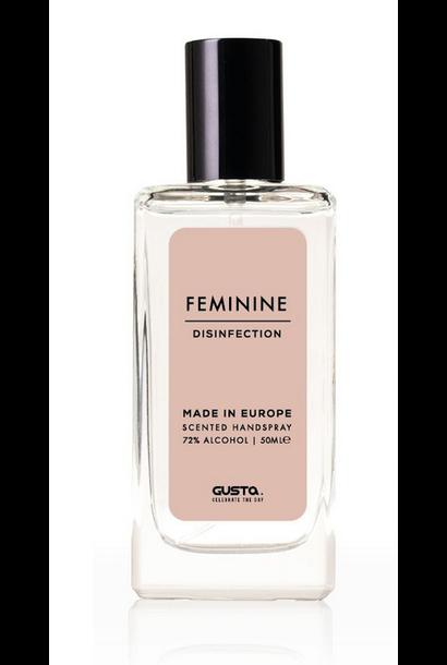 Desinfecterende Handspray - Feminine