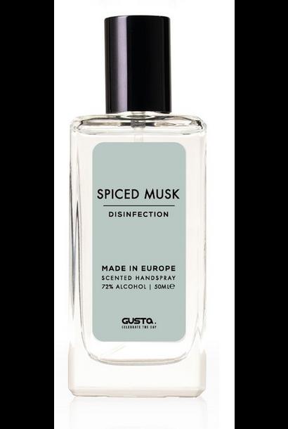 Disinfectant Hand Spray - Spiced Musk