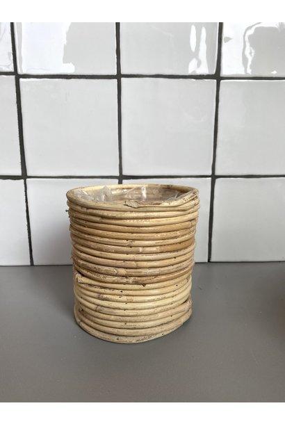 Basket Bamboo Lani XS