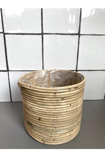 Basket Bamboo Lani S