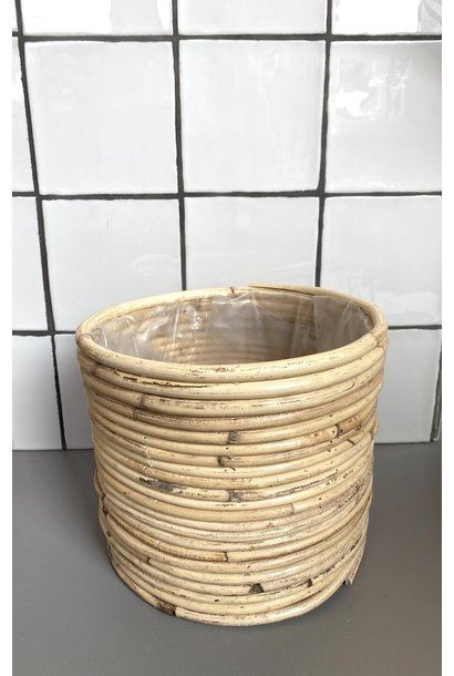 Basket Bamboo Lani M