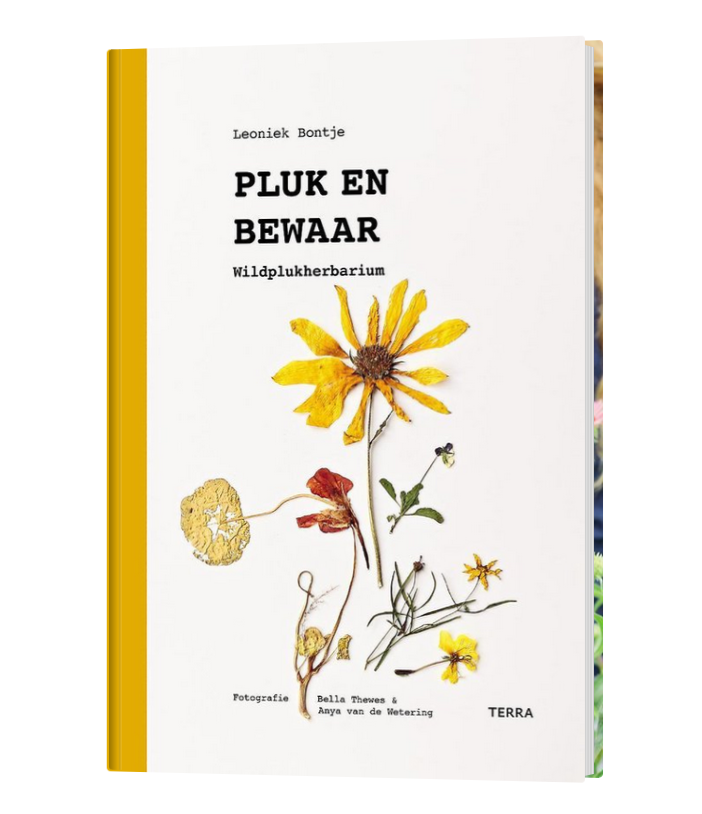 Boek Pluk en Bewaar - Atelier Olala-1