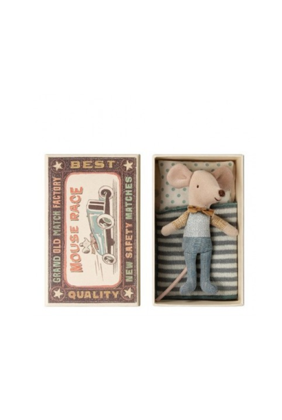 Mouse in Matchbox Boy