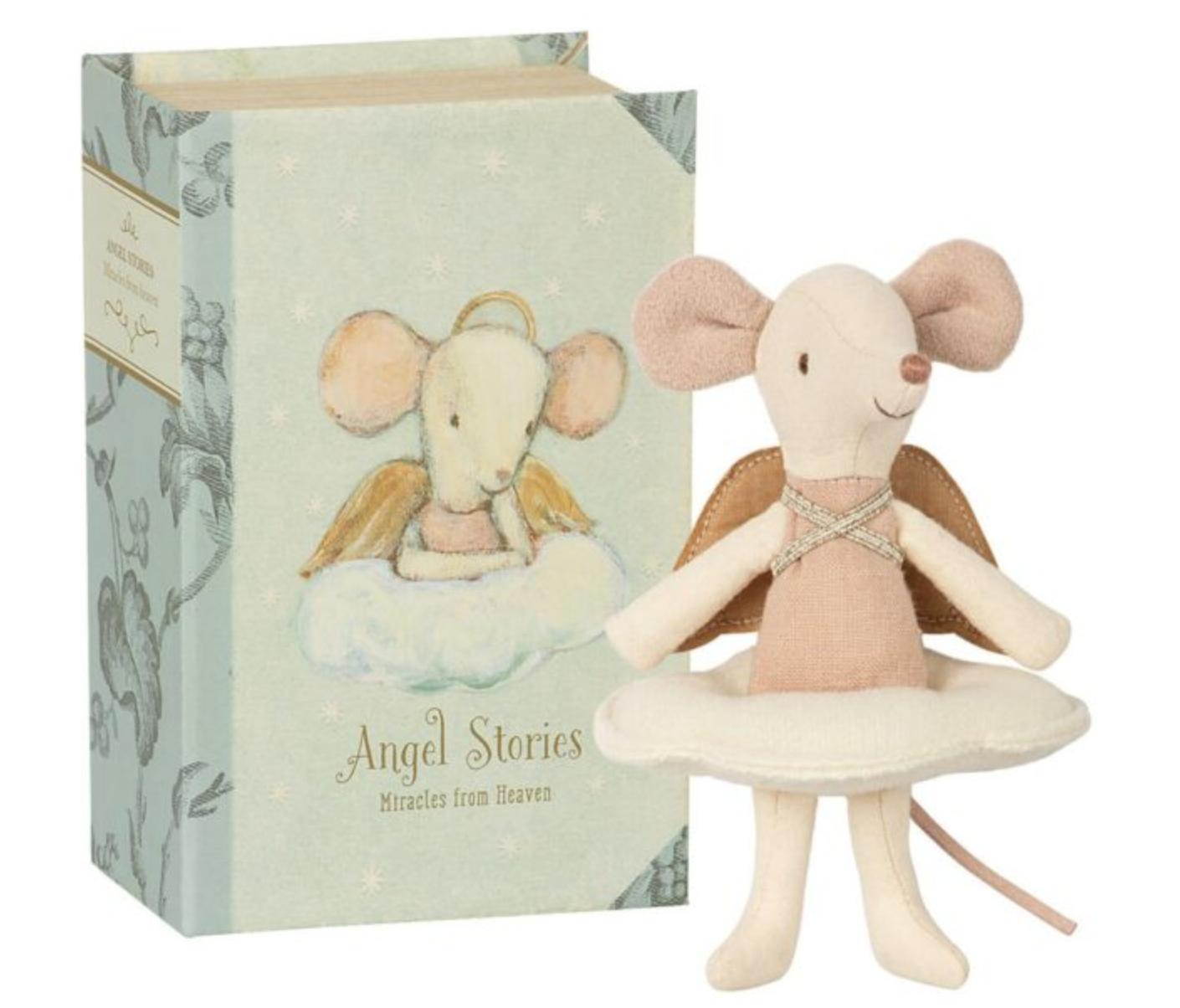 Engelenverhalen Grote Zus Muis - Maileg-1