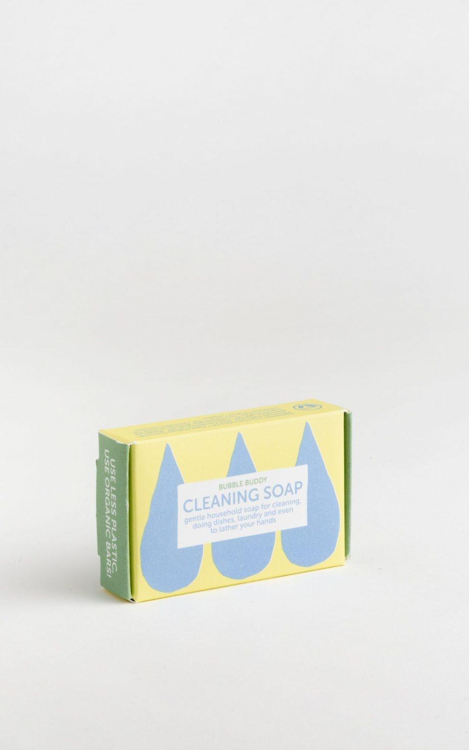 Bubble Buddy organic cleaning soap - Foekje Fleur-1