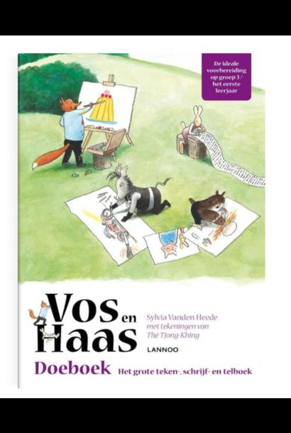 Doeboek - Vos en Haas