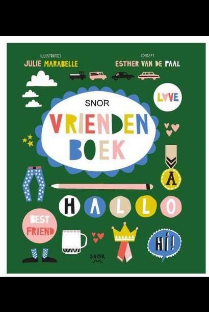 Boek - Vriendenboek