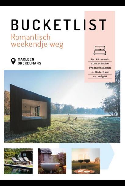 Boek - Bucketlist: Romantisch Weekendje Weg