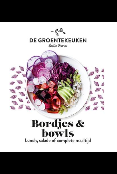 Boek De Groentekeuken - Bordjes & bowls