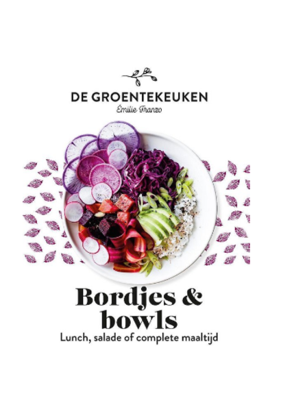 Book The Vegetable Kitchen: Plates & Bowls