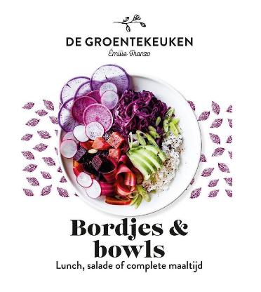 Boek De Groentekeuken: Bordjes & Bowls - Kosmos-1