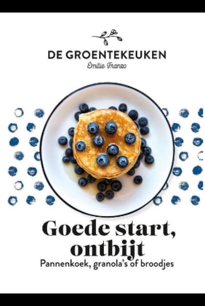 Boek - De Groentekeuken: Goede Start, Ontbijt
