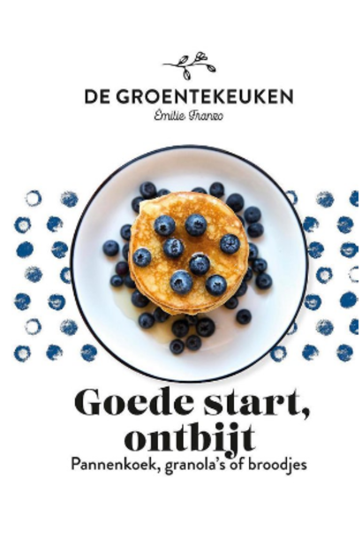 Book - The Vegetable Kitchen: Good Start, Breakfast