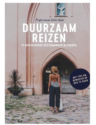 Boek Duurzaam reizen - Zoe van Liere-1