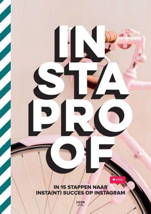 Boek Instaproof -  Uitgeverij Snor-1