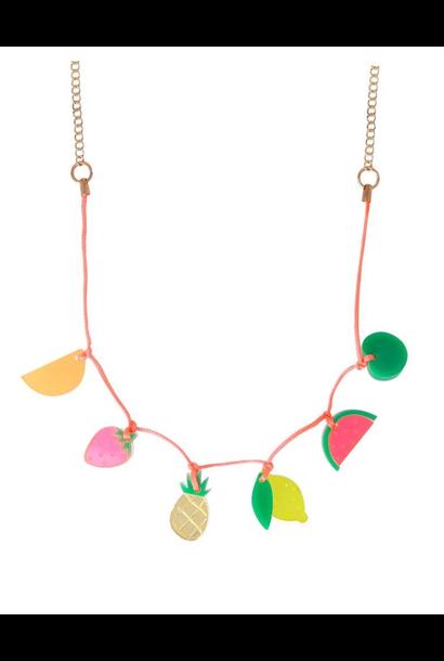 Necklace Fruit