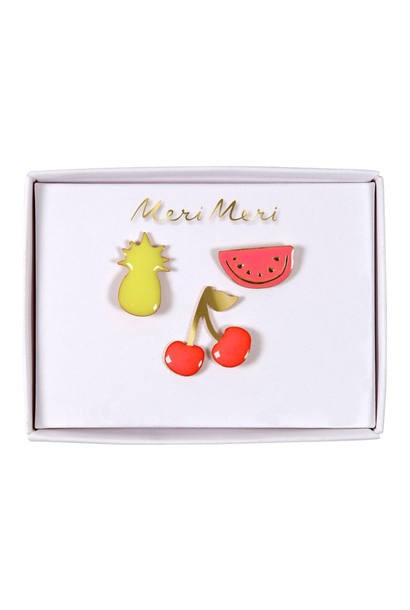 Broches Fruit