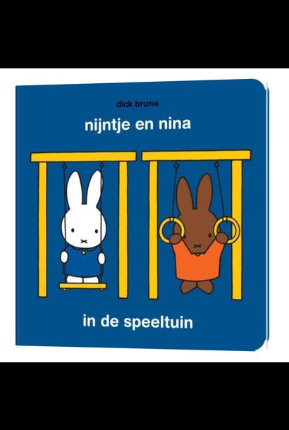 Boekje - Nijntje & Nina In De Speeltuin
