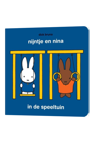 Booklet - Miffy & Nina In The Playground