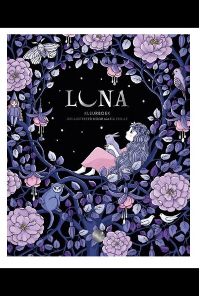 Kleurboek Luna