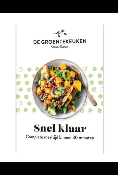 Boek - De Groentekeuken: Snel Klaar