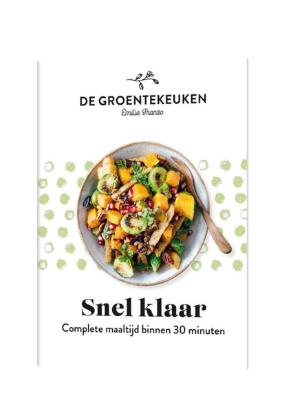 Book - The Vegetable Kitchen: Ready Quickly