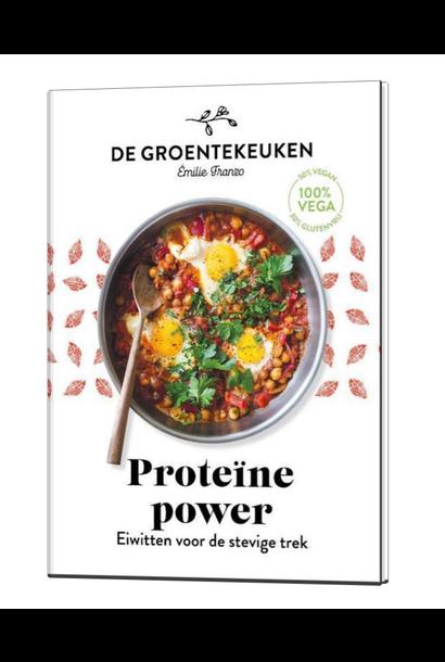Boek De Groentekeuken - Proteïne Power
