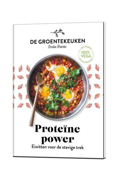 Book - The Vegetable Kitchen: Protein Power