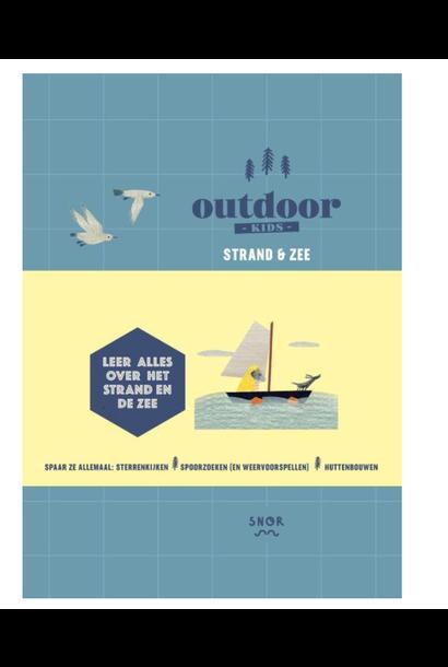 Boek - Outdoor Kids: Strand & Zee