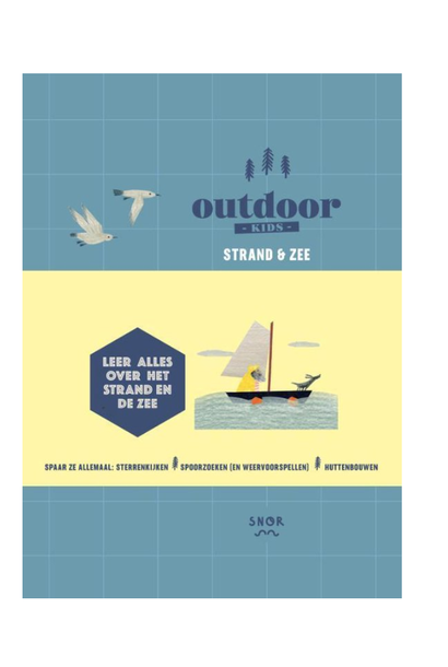 Outdoor Kids - Strand & Zee