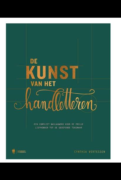Boek - De Kunst Van Het Handletteren