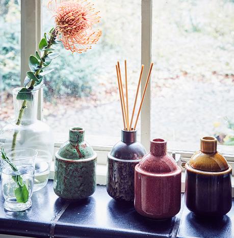 Diffuser Japanse bloemen - HK Living-2