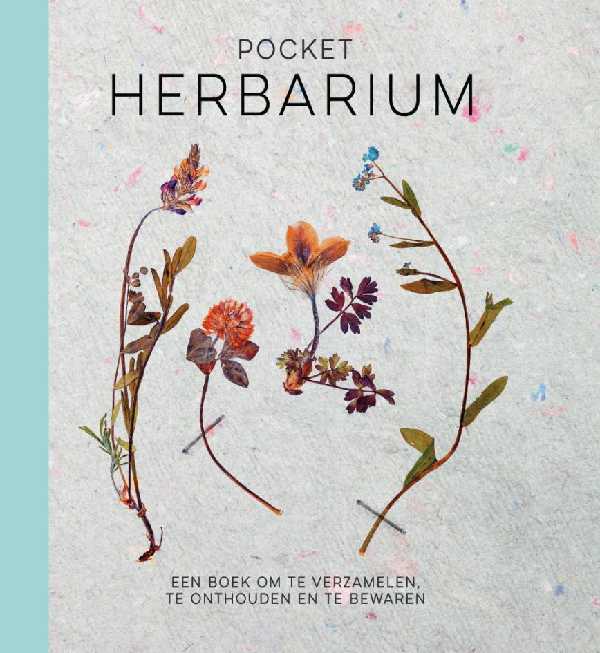 Boek - Pocket Herbarium - Snor-1