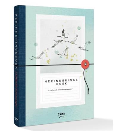 Herinneringsboek - Uitgeverij Snor-1