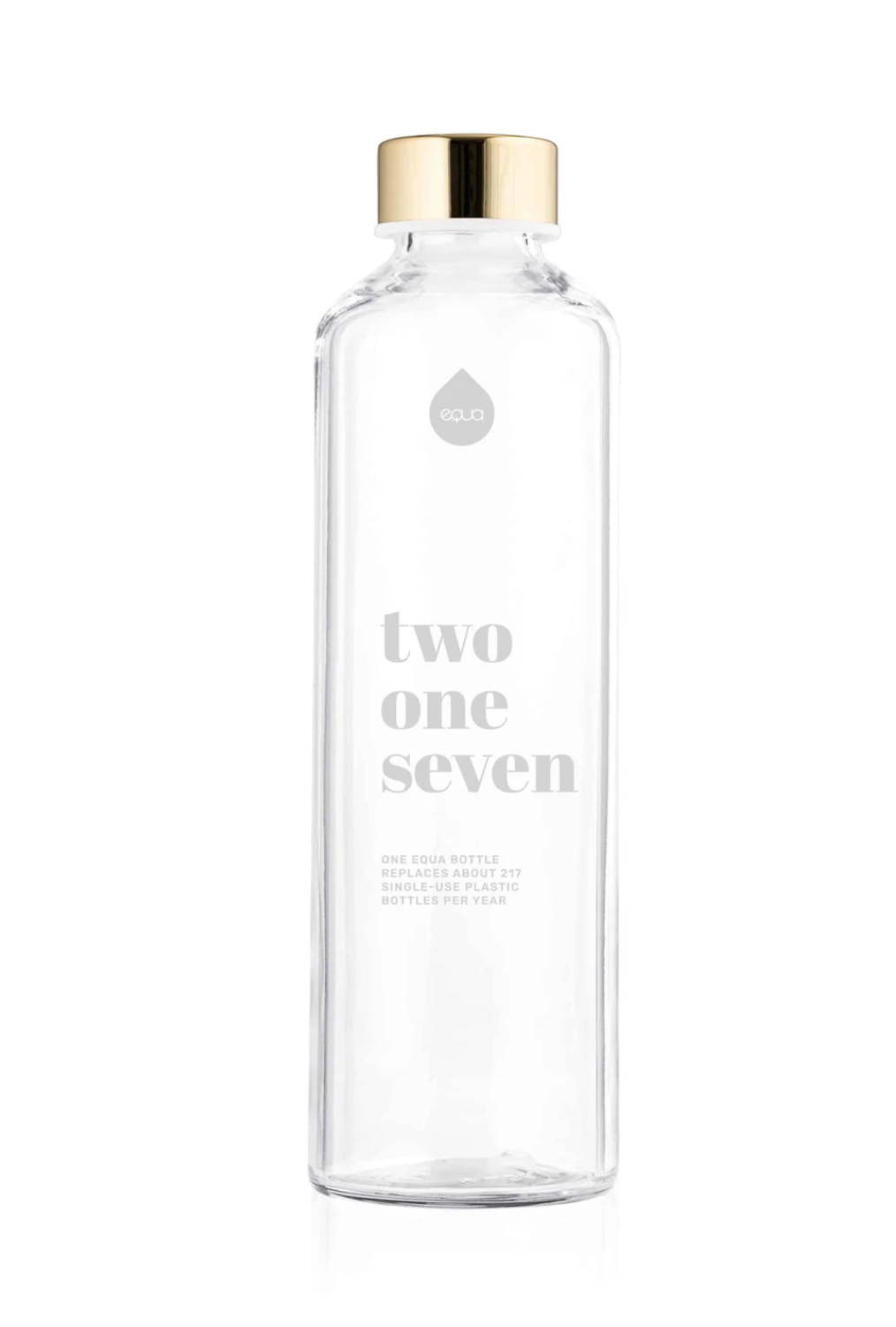 Glazen Drinkfles Sienna - Equa-2