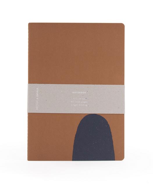 Notitieboek L Shapes - Monk & anna-1