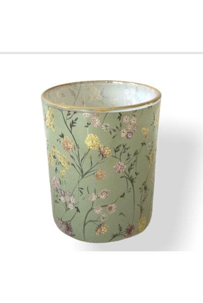 Candleholder Flowers