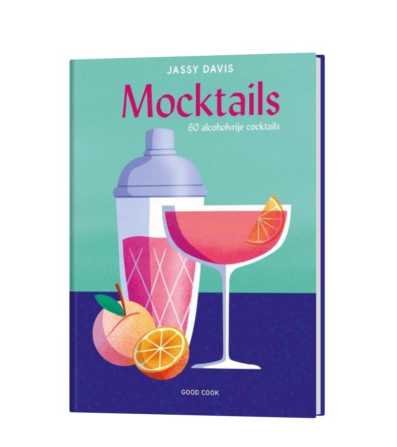 Boek - Mocktails - Good Cook-1