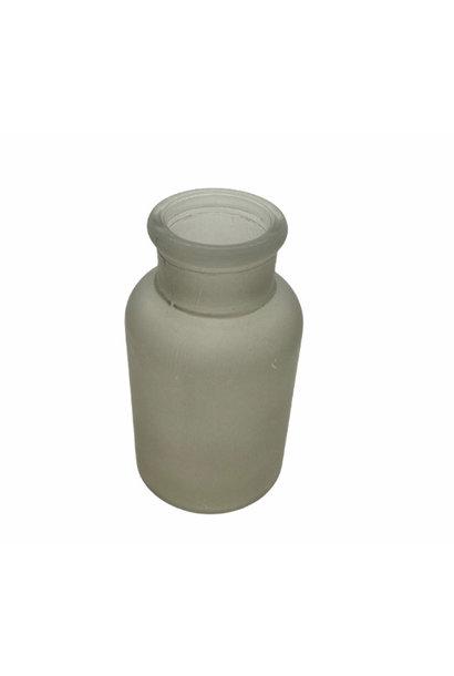 Melkfles Mat Lichtgrijs XS