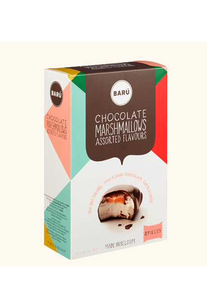 Assortiment Chocolade Marshmallows