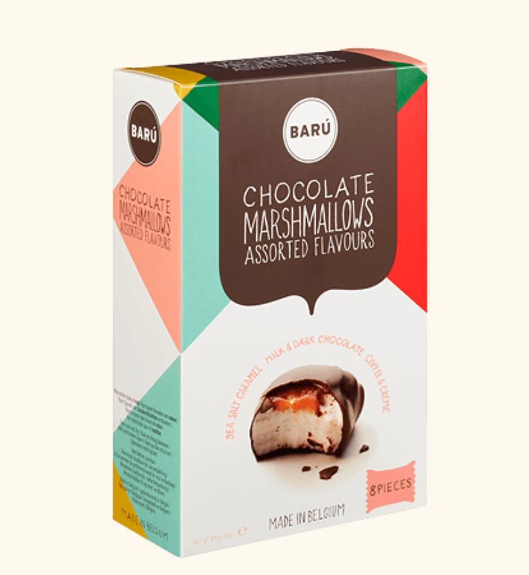 Assortiment Chocolade Marshmallows - Barú-1