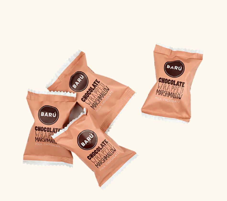 Chocolade Marshmallows Melk - Barú-3