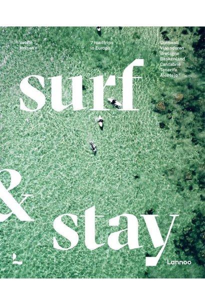 Boek - Surf & Stay