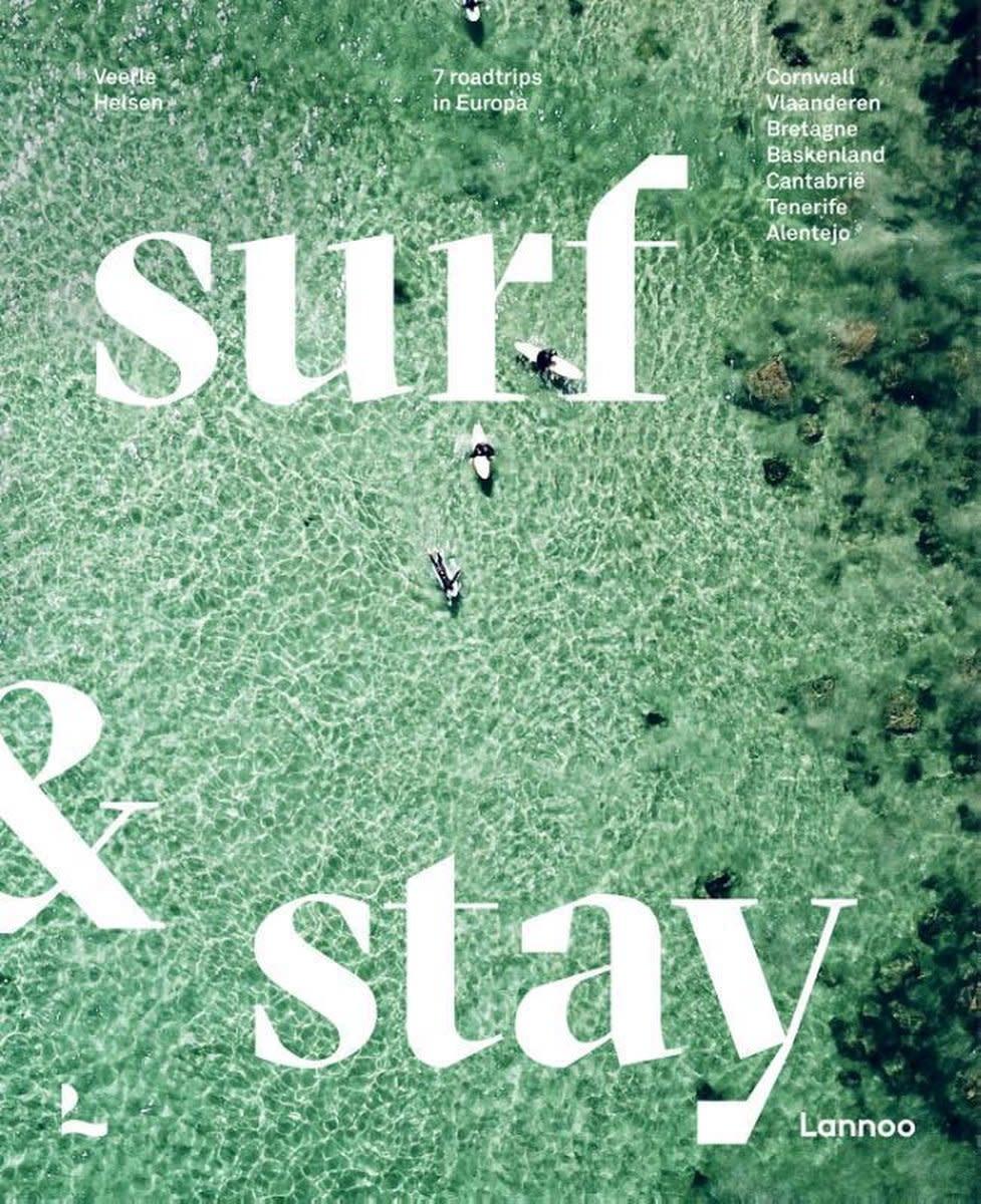 Boek - Surf & Stay - Lannoo-1