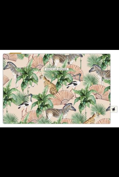 Pencil case pouch Sweet Jungle
