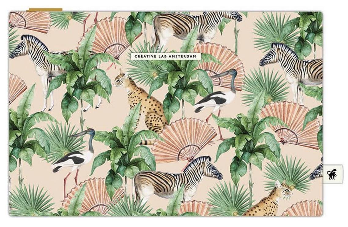 Pennenzak Sweet Jungle - Creative Amsterdam - Atelier Olala-1