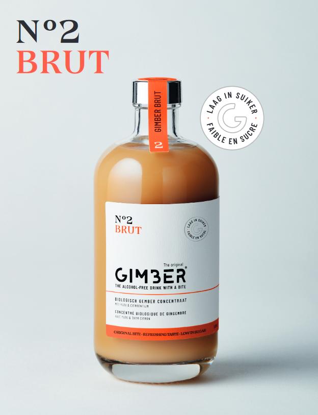 Gimber N°2 Brut - 500 ml - GIMBER-1