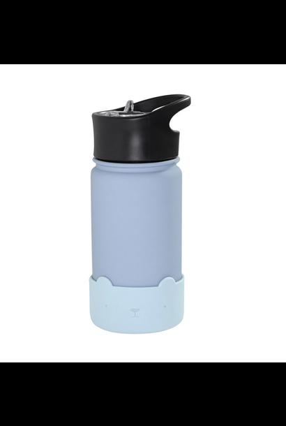 Thermal Drink Bottle Bear Navy