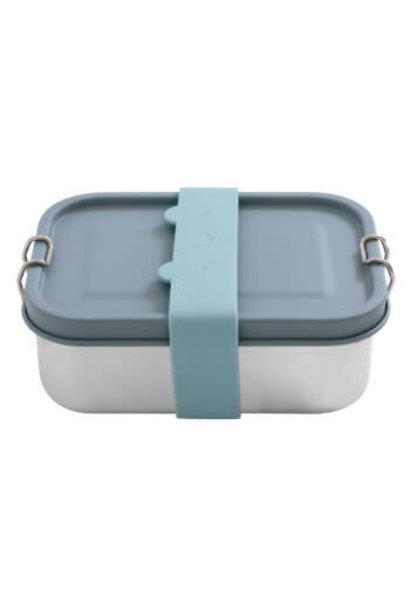 Lunch Box Bear Navy